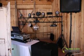 Tasha & Dalton Perry Wedding & Reception Twin Oaks Farms Mobile DJ Services (2)