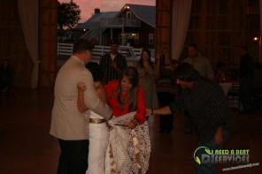 Tasha & Dalton Perry Wedding & Reception Twin Oaks Farms Mobile DJ Services (27)