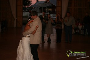 Tasha & Dalton Perry Wedding & Reception Twin Oaks Farms Mobile DJ Services (29)