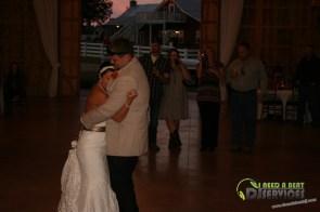 Tasha & Dalton Perry Wedding & Reception Twin Oaks Farms Mobile DJ Services (29)