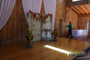 Tasha & Dalton Perry Wedding & Reception Twin Oaks Farms Mobile DJ Services (4)