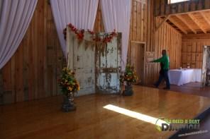 Tasha & Dalton Perry Wedding & Reception Twin Oaks Farms Mobile DJ Services (4)