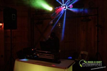 Tasha & Dalton Perry Wedding & Reception Twin Oaks Farms Mobile DJ Services (43)