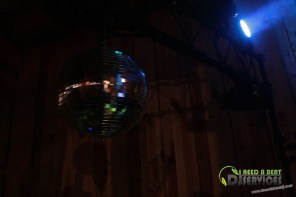 Tasha & Dalton Perry Wedding & Reception Twin Oaks Farms Mobile DJ Services (60)