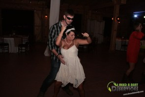 Tasha & Dalton Perry Wedding & Reception Twin Oaks Farms Mobile DJ Services (73)