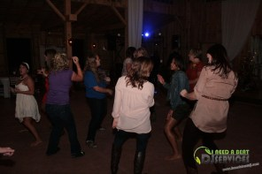 Tasha & Dalton Perry Wedding & Reception Twin Oaks Farms Mobile DJ Services (82)