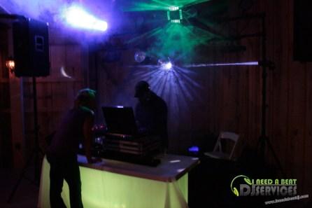 Tasha & Dalton Perry Wedding & Reception Twin Oaks Farms Mobile DJ Services (88)