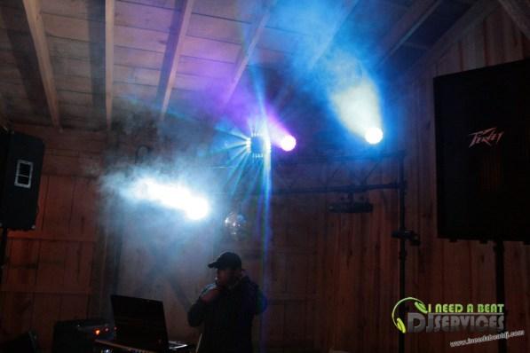 Tasha & Dalton Perry Wedding & Reception Twin Oaks Farms Mobile DJ Services (89)