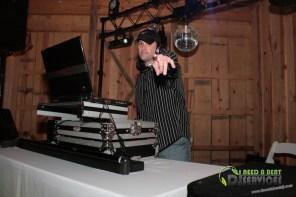 Tasha & Dalton Perry Wedding & Reception Twin Oaks Farms Mobile DJ Services (92)