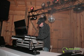 Tasha & Dalton Perry Wedding & Reception Twin Oaks Farms Mobile DJ Services (95)