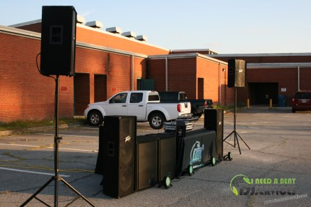 Ware County High School Homecoming Bonfire Pep Rally Mobile DJ Services (10)