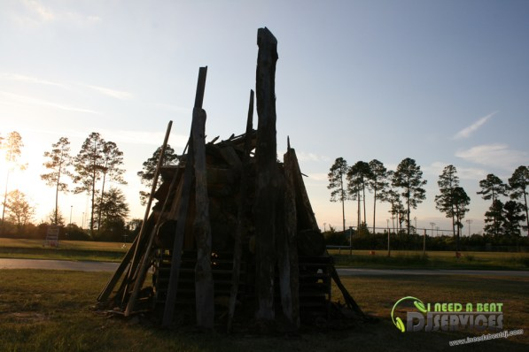 Ware County High School Homecoming Bonfire Pep Rally Mobile DJ Services (12)