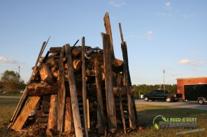 Ware County High School Homecoming Bonfire Pep Rally Mobile DJ Services (16)