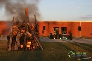 Ware County High School Homecoming Bonfire Pep Rally Mobile DJ Services (26)