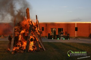 Ware County High School Homecoming Bonfire Pep Rally Mobile DJ Services (27)
