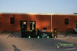 Ware County High School Homecoming Bonfire Pep Rally Mobile DJ Services (3)