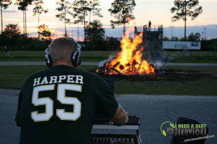 Ware County High School Homecoming Bonfire Pep Rally Mobile DJ Services (33)