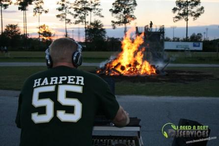Ware County High School Homecoming Bonfire Pep Rally Mobile DJ Services (33)