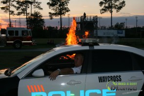 Ware County High School Homecoming Bonfire Pep Rally Mobile DJ Services (35)