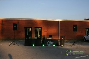 Ware County High School Homecoming Bonfire Pep Rally Mobile DJ Services (4)