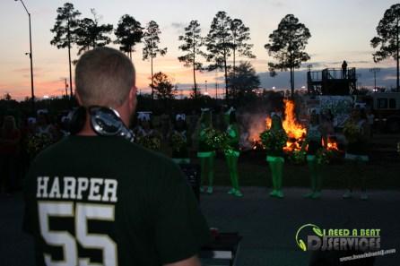 Ware County High School Homecoming Bonfire Pep Rally Mobile DJ Services (54)