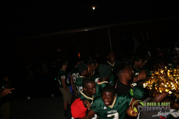 Ware County High School Homecoming Bonfire Pep Rally Mobile DJ Services (64)