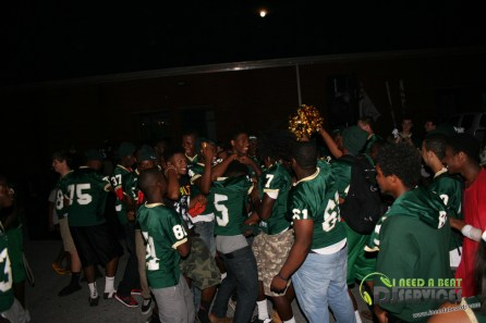 Ware County High School Homecoming Bonfire Pep Rally Mobile DJ Services (66)