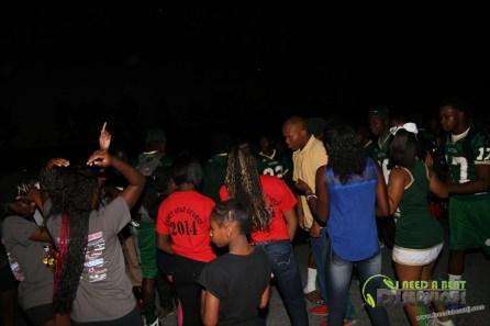 Ware County High School Homecoming Bonfire Pep Rally Mobile DJ Services (77)