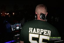 Ware County High School Homecoming Bonfire Pep Rally Mobile DJ Services (86)