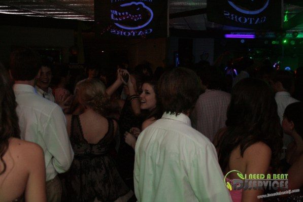 Ware County High School Homecoming Dance 2013 Mobile DJ Services (100)