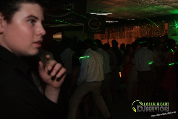 Ware County High School Homecoming Dance 2013 Mobile DJ Services (122)