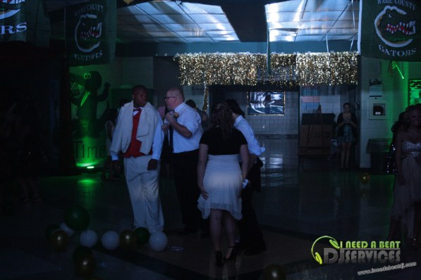 Ware County High School Homecoming Dance 2013 Mobile DJ Services (20)