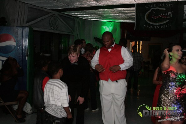 Ware County High School Homecoming Dance 2013 Mobile DJ Services (284)