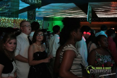 Ware County High School Homecoming Dance 2013 Mobile DJ Services (351)