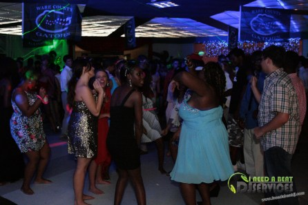 Ware County High School Homecoming Dance 2013 Mobile DJ Services (384)