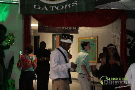 Ware County High School Homecoming Dance 2013 Mobile DJ Services (407)