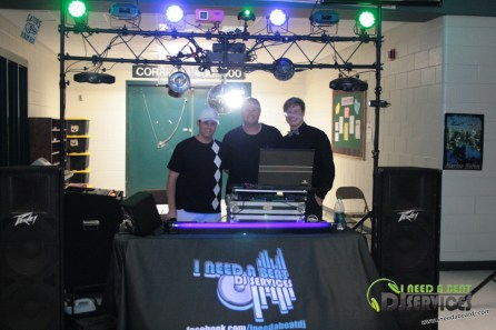 Ware County High School Homecoming Dance 2013 Mobile DJ Services (412)