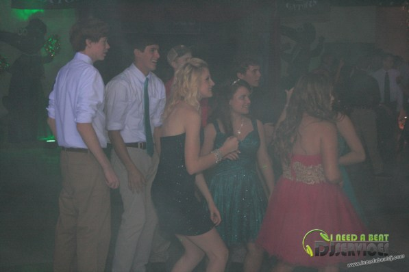 Ware County High School Homecoming Dance 2013 Mobile DJ Services (42)