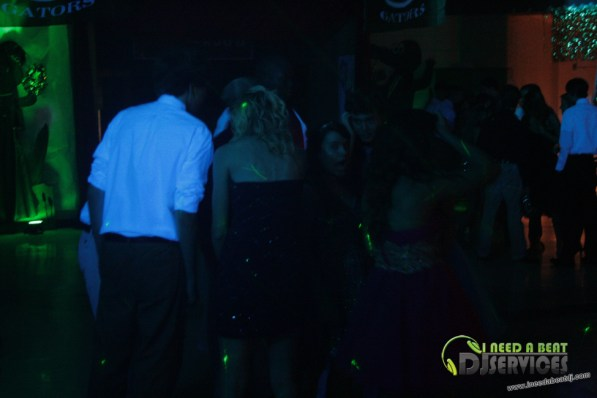 Ware County High School Homecoming Dance 2013 Mobile DJ Services (45)