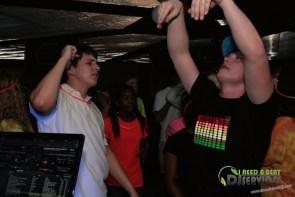 Ware County High School MORP 2014 Waycross GA Mobile DJ Services (206)