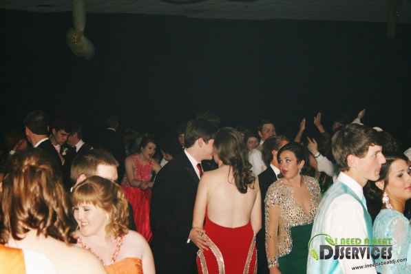 Ware County High School PROM 2014 Waycross School DJ (241)