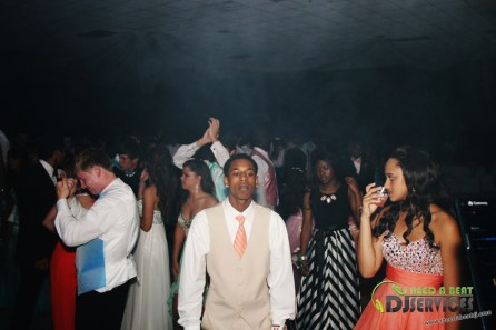Ware County High School PROM 2014 Waycross School DJ (260)