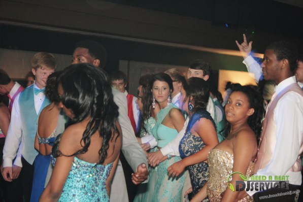 Ware County High School PROM 2014 Waycross School DJ (270)