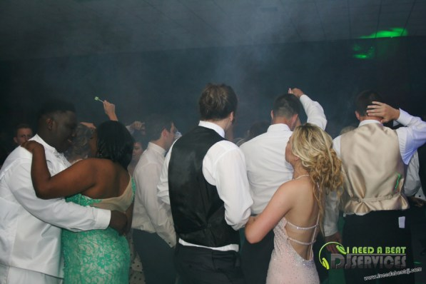 Ware County High School Prom 2015 Waycross GA Mobile DJ Services (221)