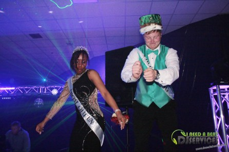 Ware County High School Prom 2015 Waycross GA Mobile DJ Services (247)