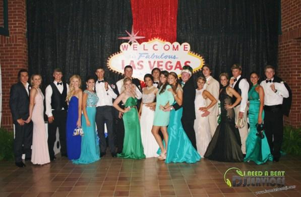 Ware County High School Prom 2015 Waycross GA Mobile DJ Services (287)