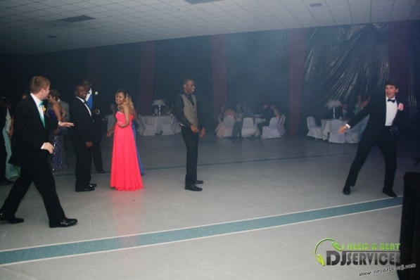 Ware County High School Prom 2015 Waycross GA Mobile DJ Services (76)