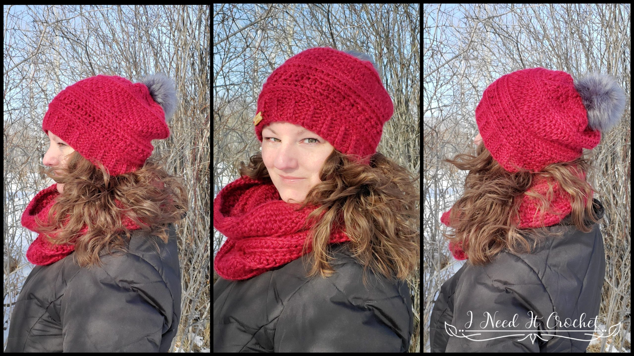 The Ever-Changing Toque - Free Crochet Pattern