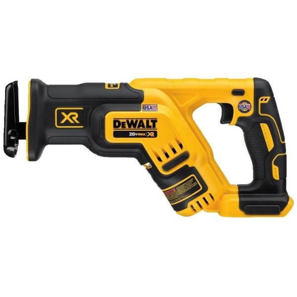 DEWALT Compact Reciprocating Saw with Tool