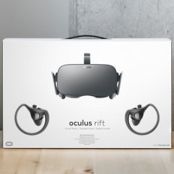 Oculus Rift + Touch Virtual Reality System Oculus Rift + Touch Virtual Reality System.